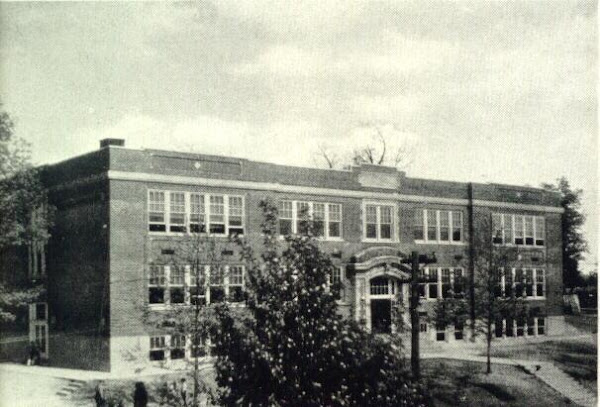 Greenville Grade School, 1921-29