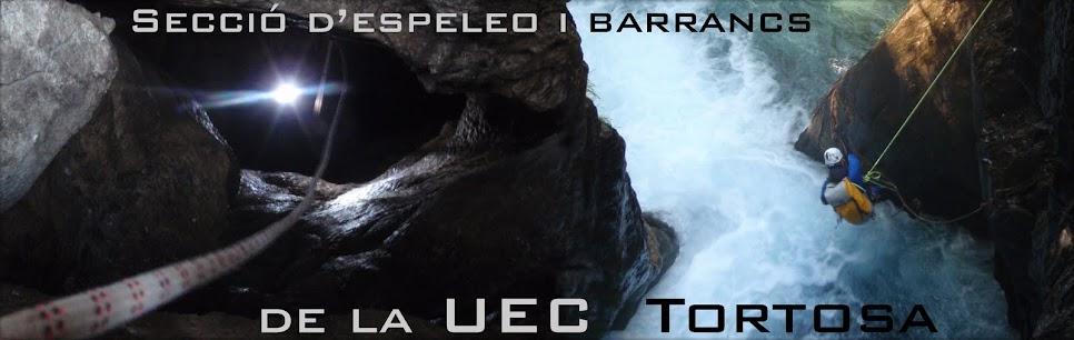 Espeleo i barrancs de la UEC Tortosa