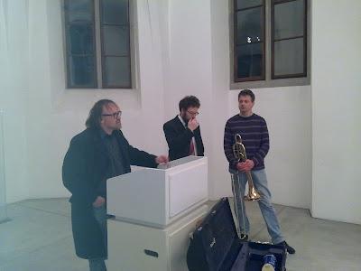 Drei Schweizer Kulturminister