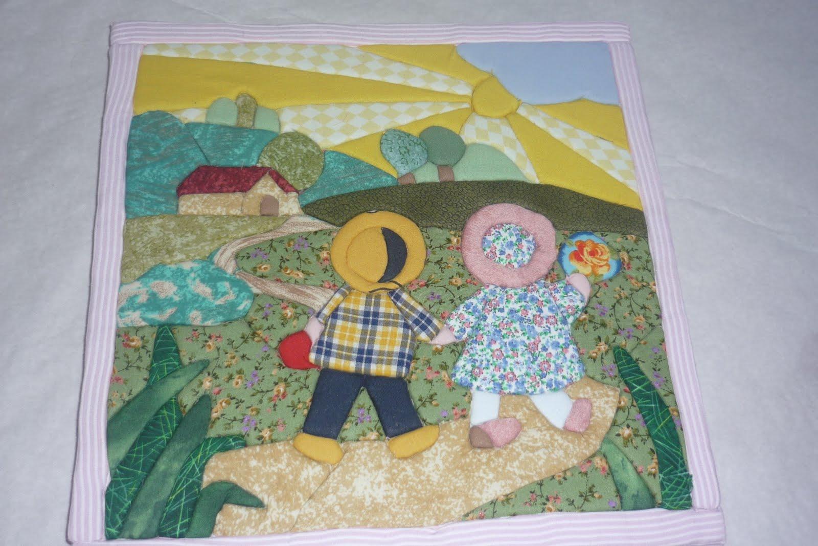 Imagenes de cuadros en patchwork imagui for Fotos de patchwork
