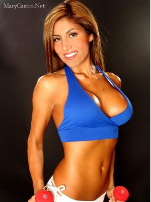 Tuesday Hottie of the Day (4/27) - Mary Castro Post Rating (1 vote)