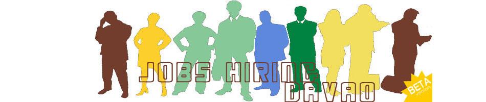 Jobs Hiring Davao | Job Employment Opportunities