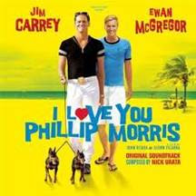 I Love You Philip Morris poster