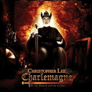 Christopher Lee, Charlemagne album