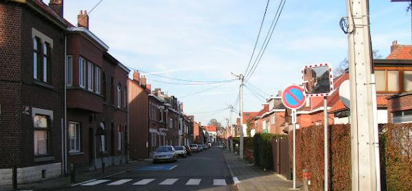 Aujourd'hui, la rue Mattot