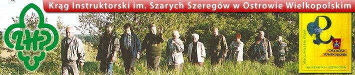 ZHP Krąg Instruktorski im. Szarych Szeregów w Ostrowie Wlkp.