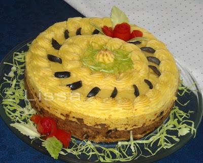 Articole culinare : Tort aperitiv