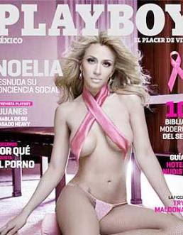 Playboy Meico Noelia