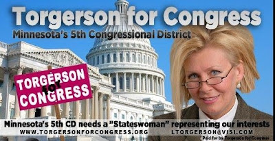 Congressional Candidate L.Torgerson Tonight on The Weekly Filibuster Radio Show