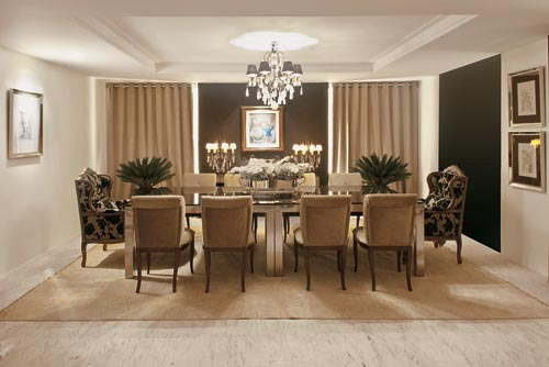 M veis luis xv decora o sala jantar luis xv for Decoracion de interiores luis xv