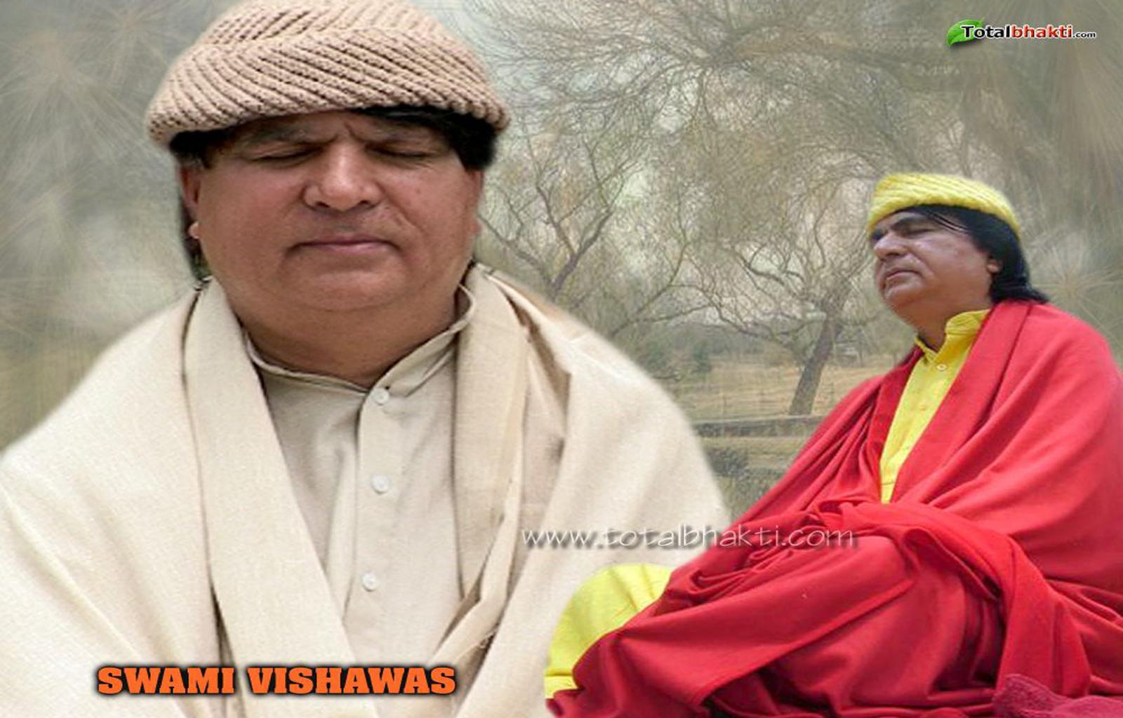 yash posh: Guru Dev Swami Vishvas Ji