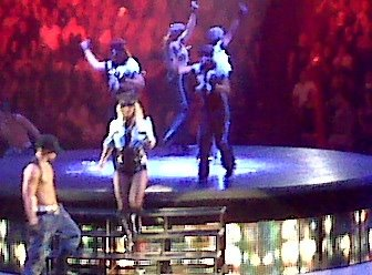 Britney Spears Concert 2009