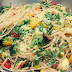 My Version of  Pasta Primavera