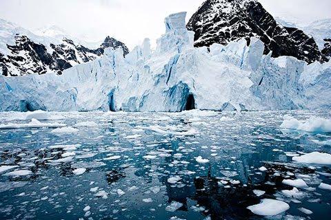 Zaman Es di Bumi Baru Saja Dimulai.