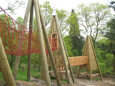 how to build a playscape