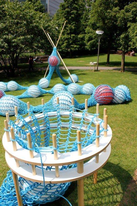 Afbeeldingsresultaat voor Dan Preston knitting