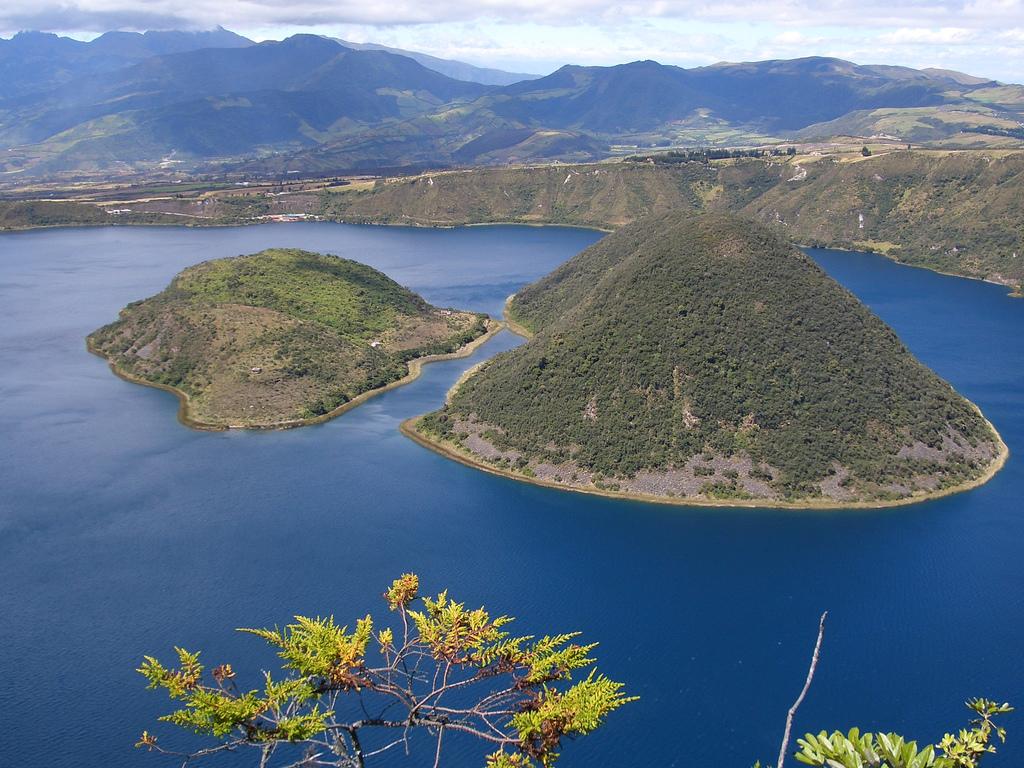 Asko Kok : legazpiarrak edonon Ecuador