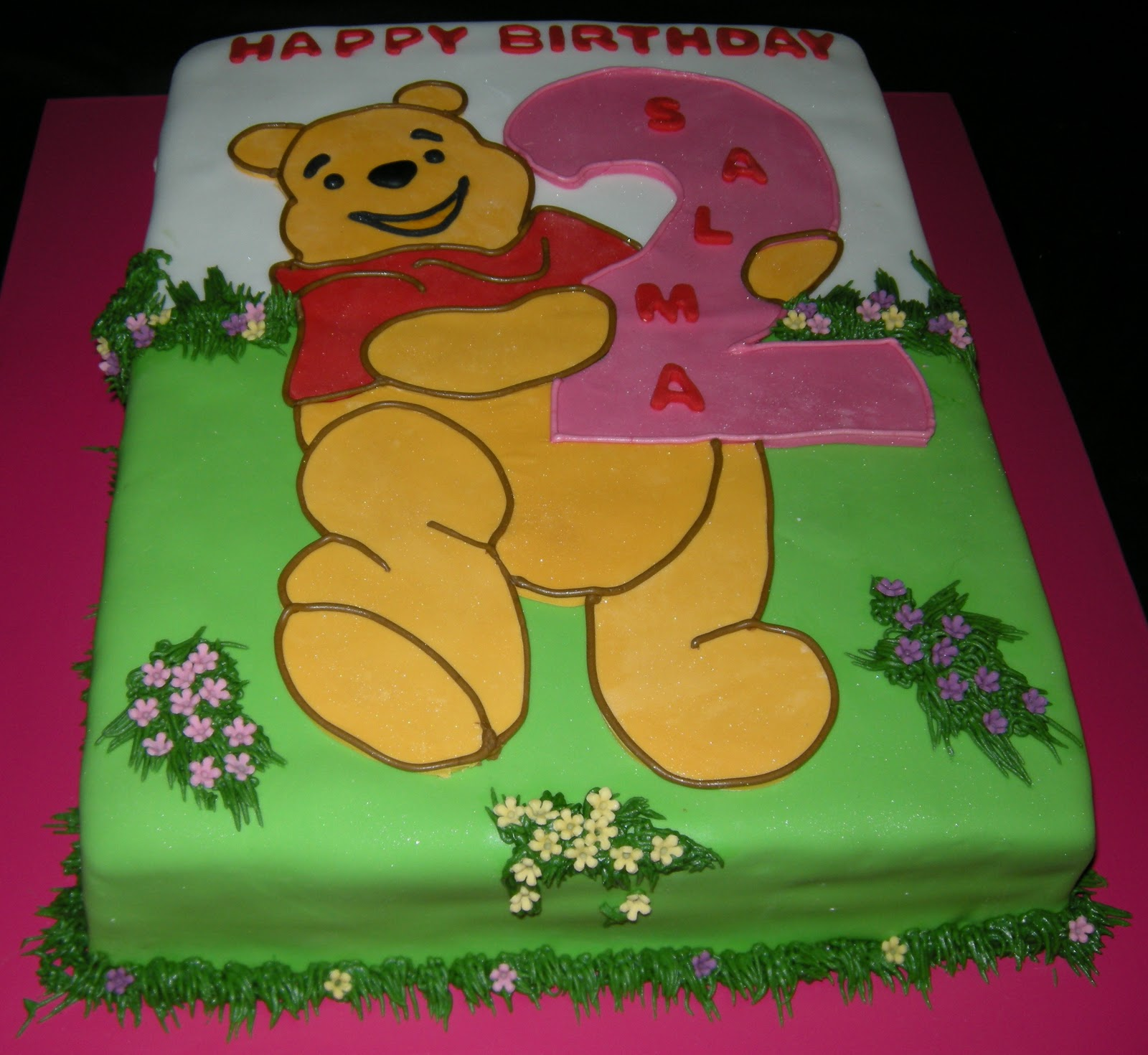Harshis Cakes Bakes Testimonials