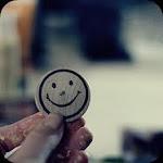 Sonríe es gratis y alivia el dolor de cabeza.