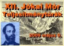 XII. Jókai kiírás