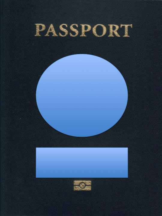 how to make a passport for kids