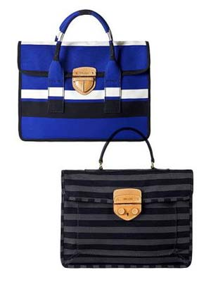 le petit pierrot alle meine lieben taschen lovely bags by prada 2011. Black Bedroom Furniture Sets. Home Design Ideas