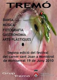 Crónica completa de la 2ª Edición  del Festival Tremó. 2010.