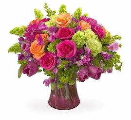 Flores para la amistad