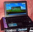 NetBook VanBook P1N-45125 10