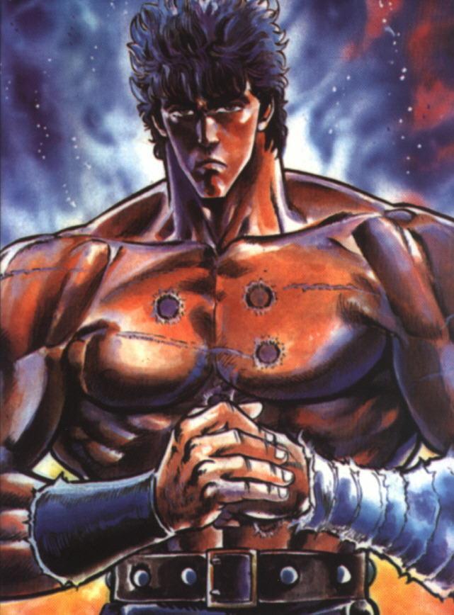 Il successo travolgente di ken il guerriero