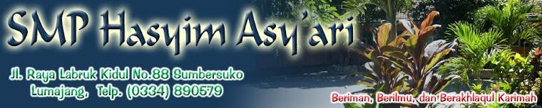 SMP Hasyim Asy'ari Sumbersuko - Lumajang
