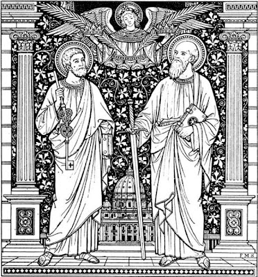 Sts. Peter and Paul (June 29)
