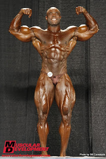 Malcolm Scott Bodybuilding