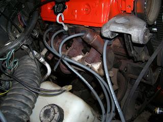 Chevette Wires