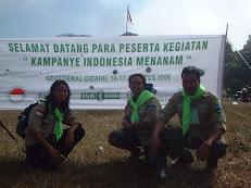 Join di Kampanye Indonesia Menanam