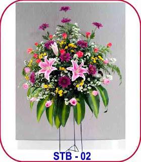 bunga ucapan selamat dan bahagia