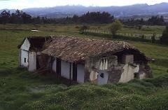 Ruinas casa Molino de Tobar - Hoy ya no existe