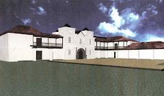 Hacienda de Siecha - Capilla
