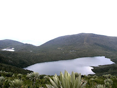 Lagunas sagradas de Siecha