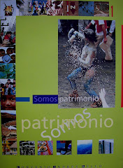 """Libro """"Somos patrimonio"""" No. 1 - 1999"""