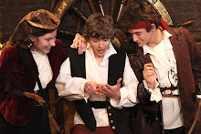 The three Welsh Pirates, Michael, Joseph, and Mary Rose