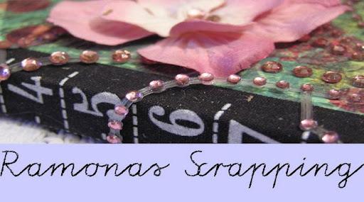 Ramona's scrapping