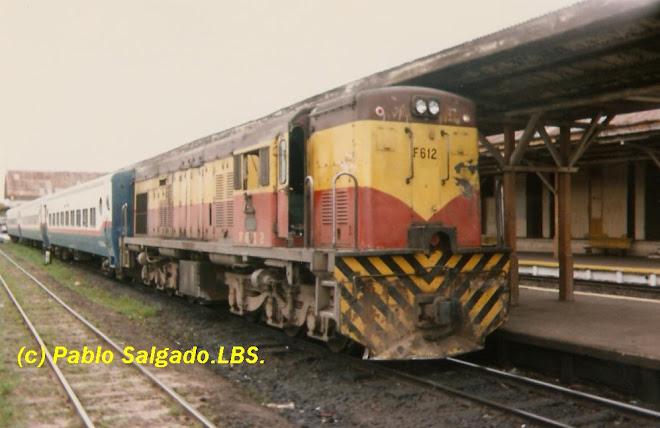 F 612 EN PLATAFORMA 3 DE EST. BUENOS AIRES
