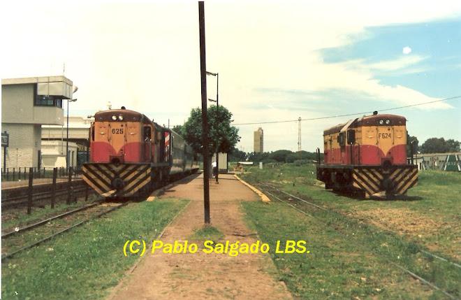 F 624 Y F 625 EN TAPIALES