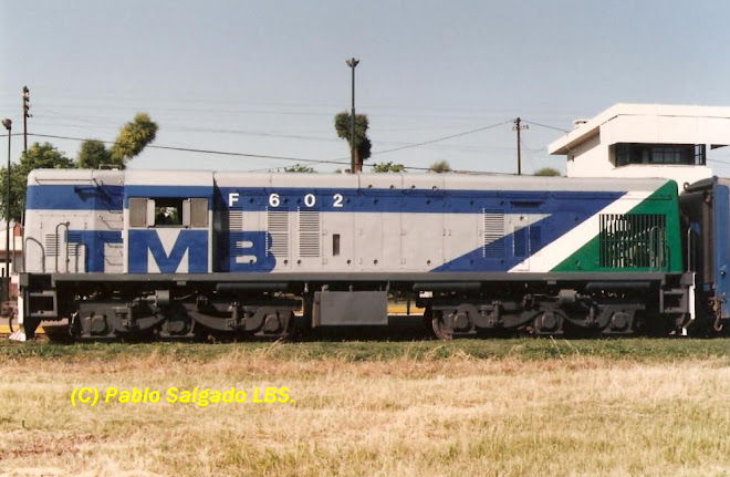 F 602 EN EST. TAPIALES
