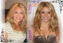 Adriana y Shakira