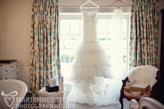 Marianne Taylor Devon Wedding