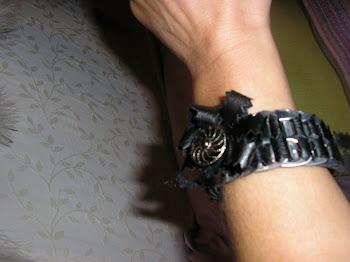 las pulseras de chapas