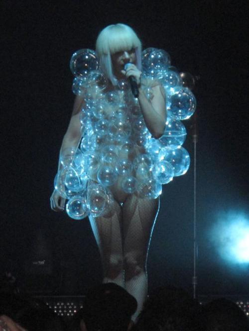 lady gaga weird outfits. Lady Gaga - Genius or Madwoman