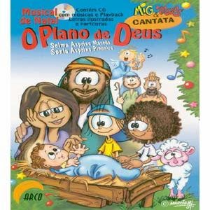 Jardim Gospel: CD Notas de Alegria - Natal